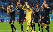 随着比利时的落败,Umtiti率领法国队进入决赛世界杯赛程